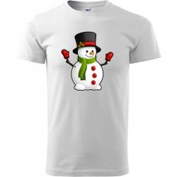 Tričko Sněhulák