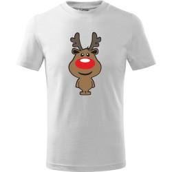 Dětské tričko Sobík Rudolf