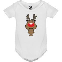 Dětské body tričko Sobík Rudolf