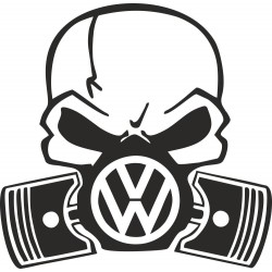 VW maska