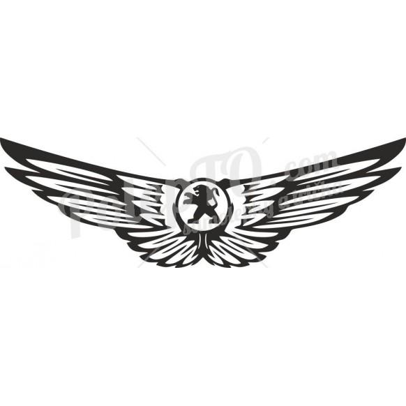 Peugeot wings