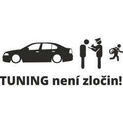 Tuning není zločin Octavia 2 sedan