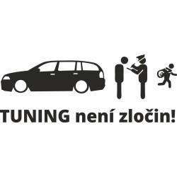 Tuning není zločin Octavia 2 combi