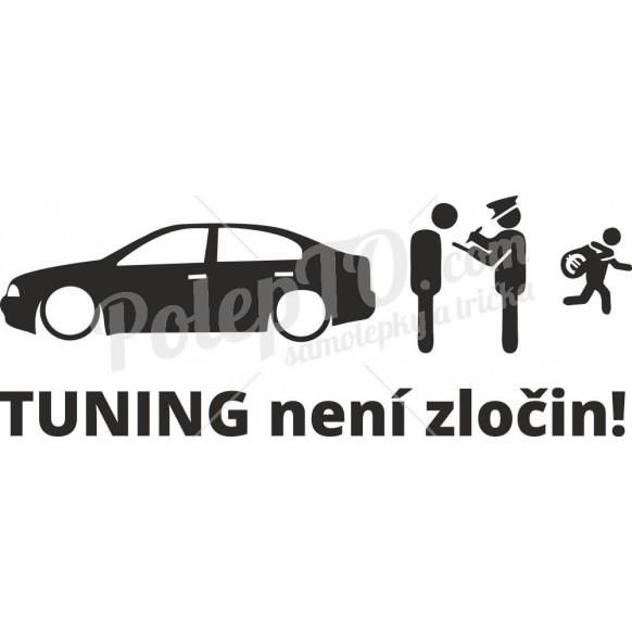 Tuning není zločin Octavia 1 sedan