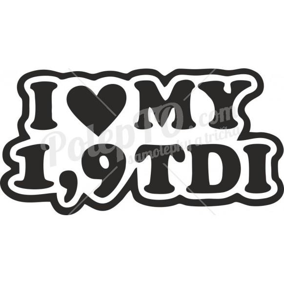 I ♥ my 1.9 tdi