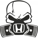 Honda maska
