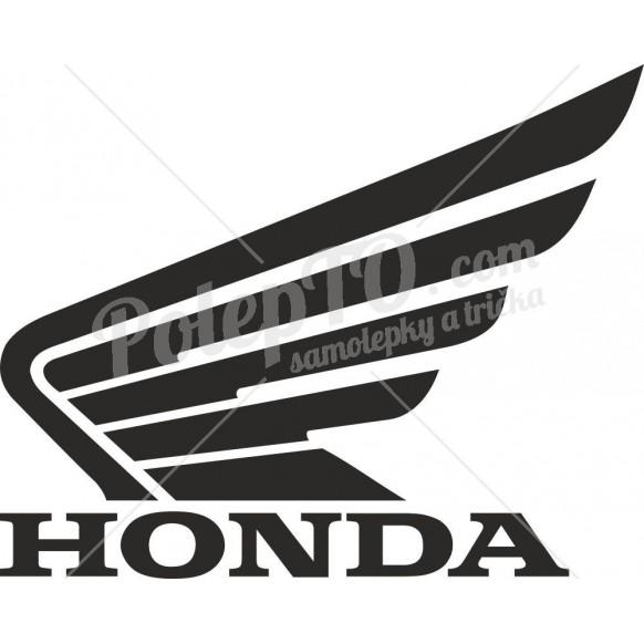 Honda křídlo - levé
