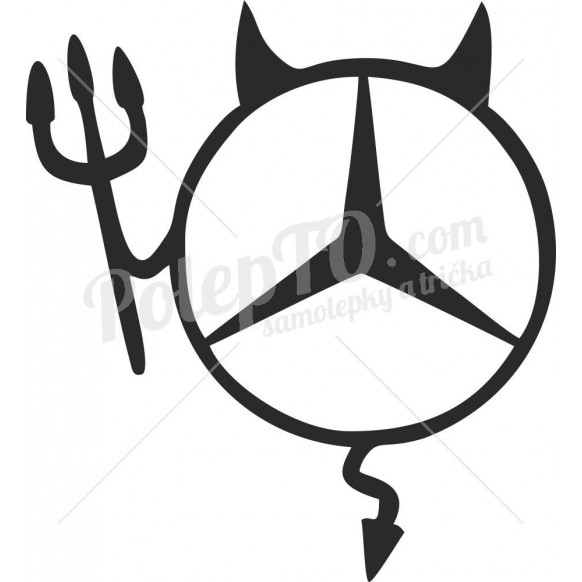 Mercedes devil