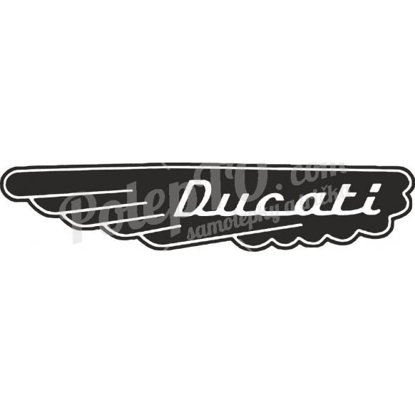 Ducati wing pravé