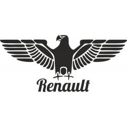 Orlice s Renault nápisem