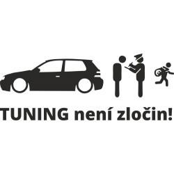 Tuning není zločin Golf 4