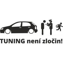 Tuning není zločin Fabia 1 hatchback