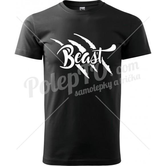 Tričko Beast s drápy