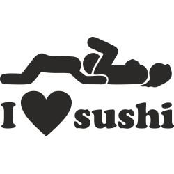 I ♥ sushi
