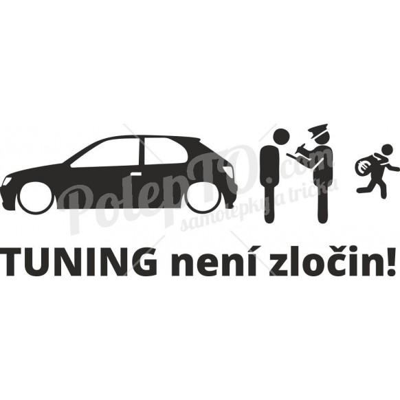 Tuning není zločin Peugeot 306