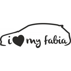 I ♥ my fabia
