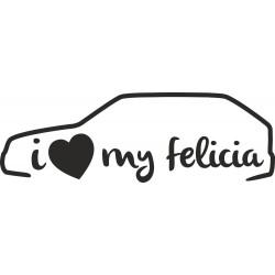 I ♥ my felicia