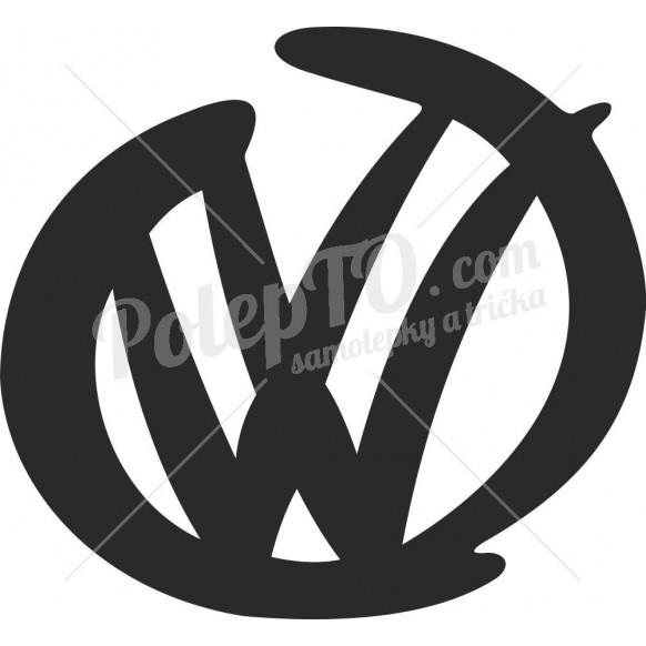 VW Graffiti logo
