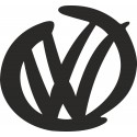 VW Graffiti logo