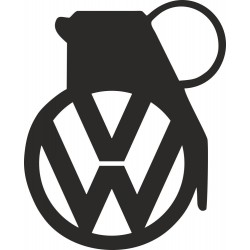 VW granát