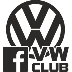 VW club s facebook logem