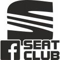 Seat club s facebook logem