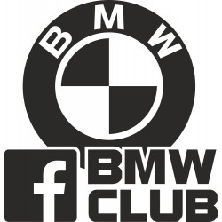 BMW club s facebook logem