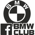 BMW club s facebook logem