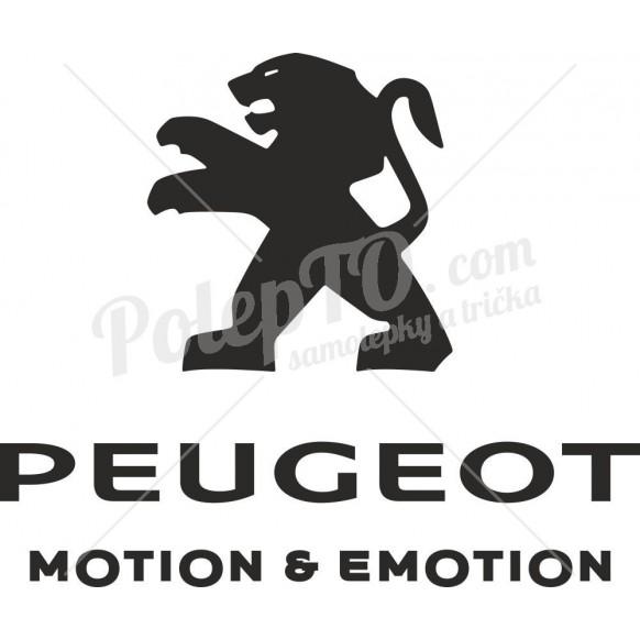 Peugeot motion & emotion