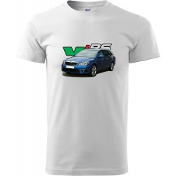 Tričko Octavia 2 RS facelift combi