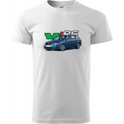 Tričko Octavia 2 RS combi