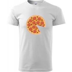 Tričko s pizzou