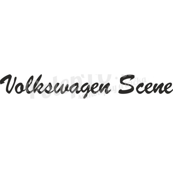 Volkswagen Scene