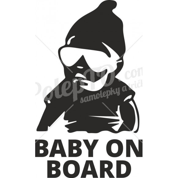 Baby on board cool