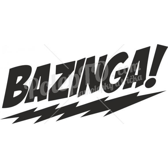 Bazinga! 1