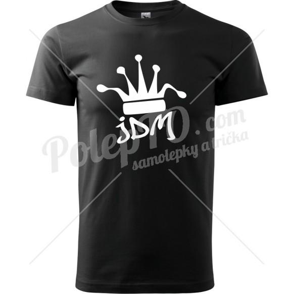 Tričko JDM king