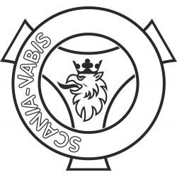 Scania Vabis s orlici levá