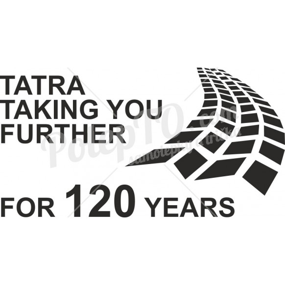 Tatra taking you further for 120 years