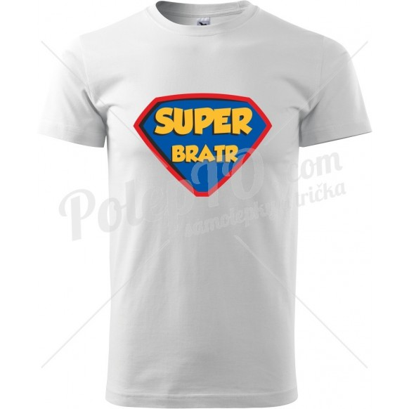 Tričko Super bratr