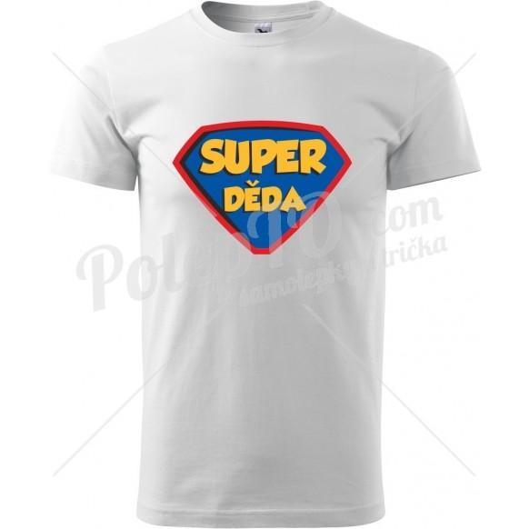 Tričko Super děda