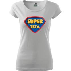 Tričko Super teta
