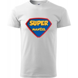 Tričko Super manžel