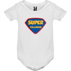 Body tričko Super chlapeček