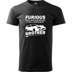 Furious brother