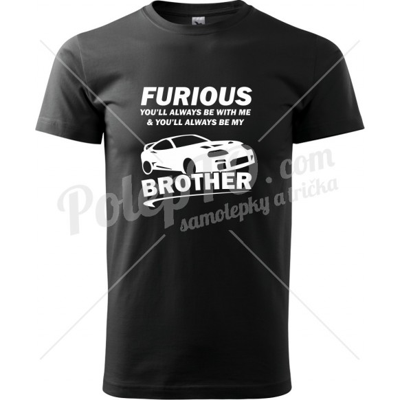 Furious brother