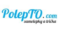 PolepTO.com SAMOLEPKY & TRIČKA